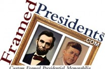 Exquisite Presidential Artifacts & Collectibles