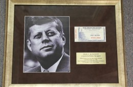 1960 Democratic National Convention JFK Ticket